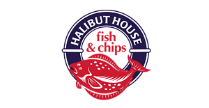Halibut House Fish & Chips Logo