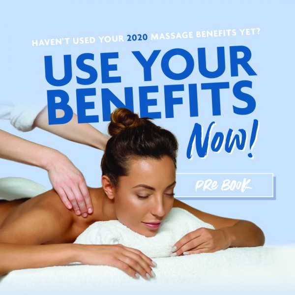 Hand & Stone Massage and Facial Spa: Use Your Benefits! Pre-book today!