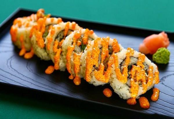 Maple Sushi Restaurant: Under New Management!