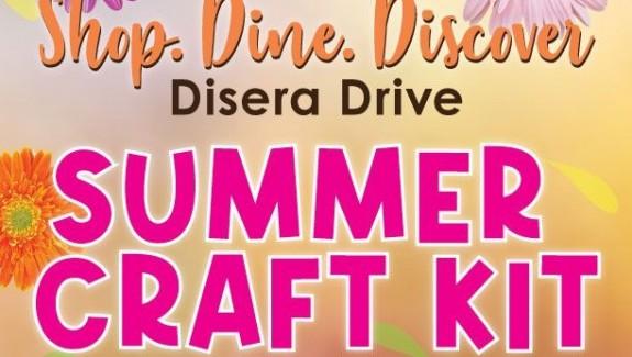 Pick Up a Free Kids Craft Kit!*