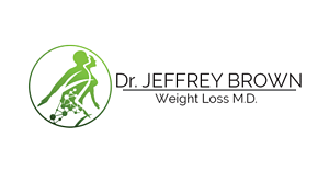 Dr. Jeffrey Brown | Weight Loss Logo